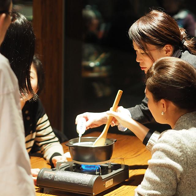 豆腐と坐禅の会