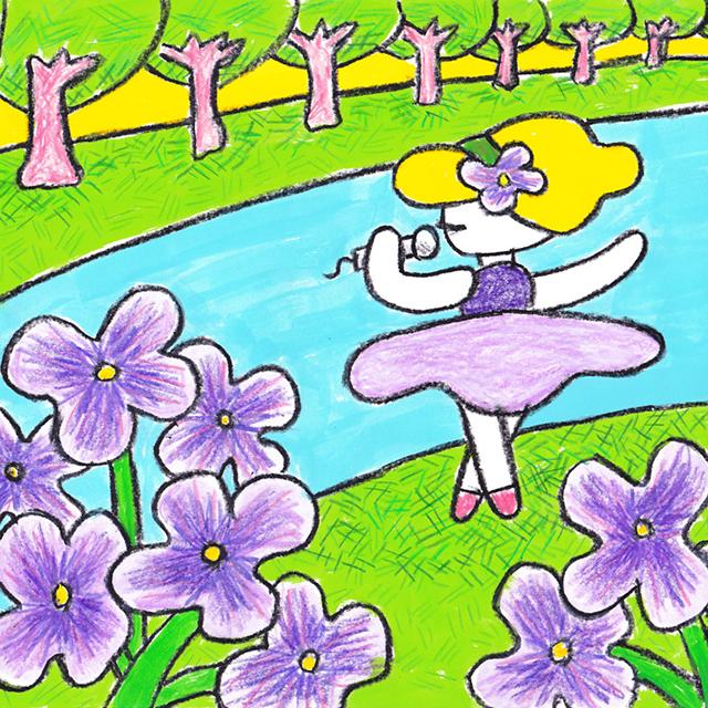 窓にシーズン #003「見つけて、春のアイドル」