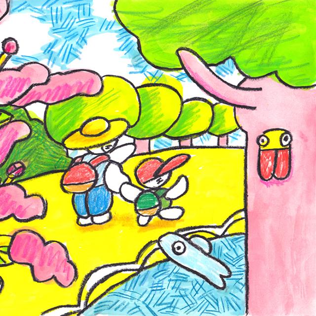 窓にシーズン #011「すごいねおじいちゃん」
