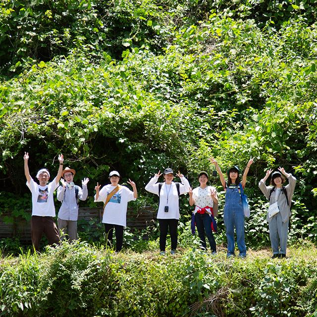 DAYZ.の農業体験 2018 #02『自然豊かな里山で枝豆を収穫する』参加者募集中!